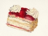strawberry-gateau