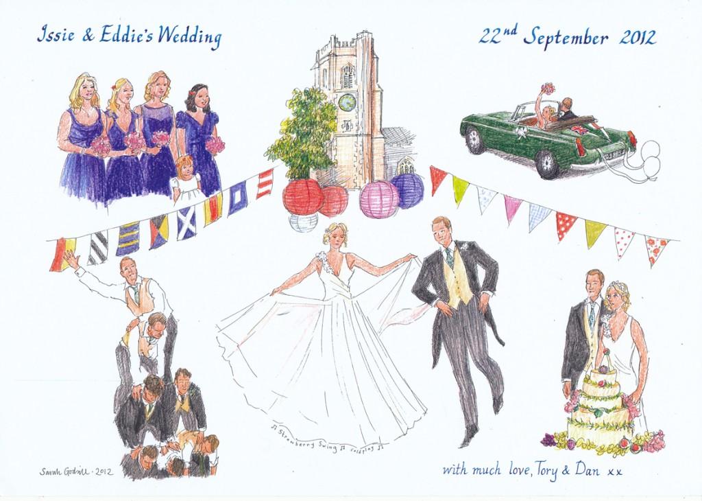 Wedding Sheet